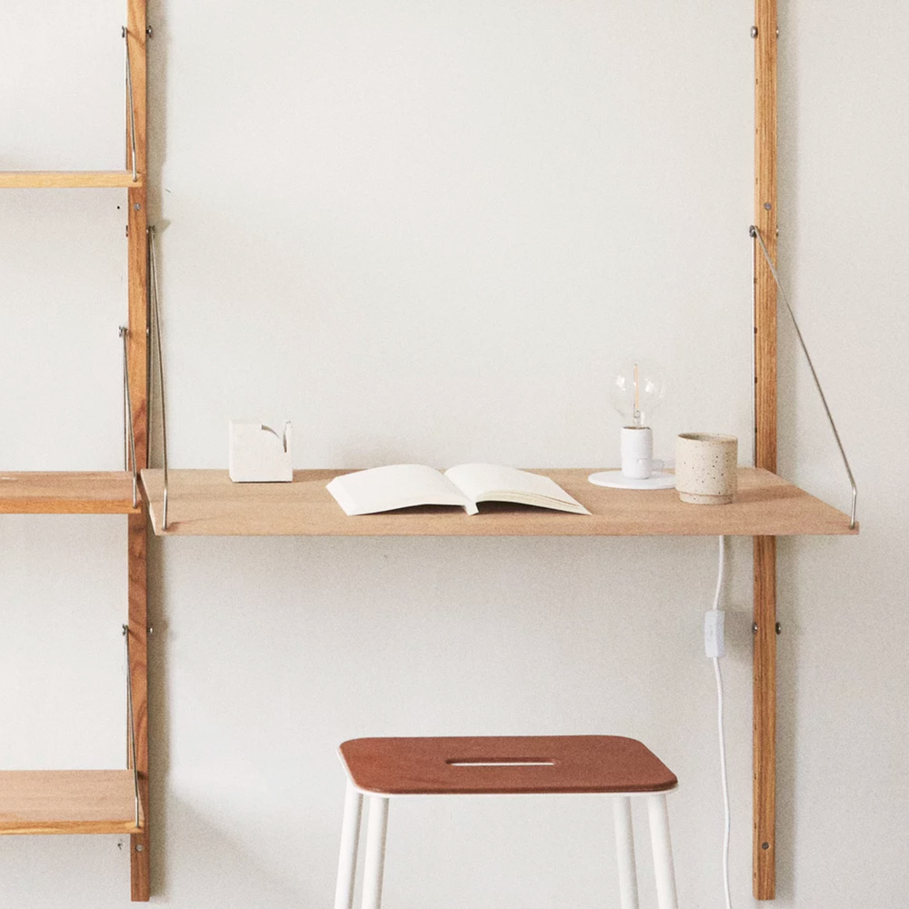 [프라마] Frama Shelf Library — Desk D40 (Optional)