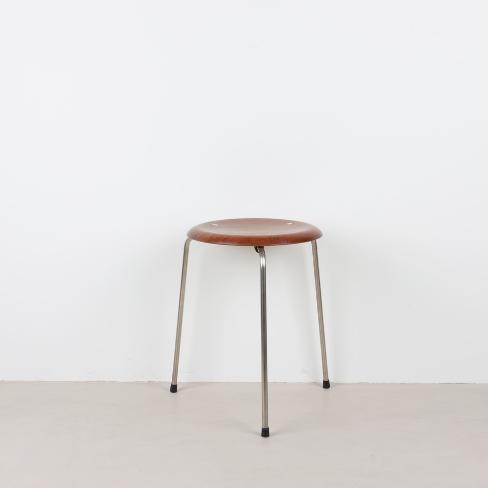 [닷스툴] Arne Jacobsen - Dot Stool(Teak)