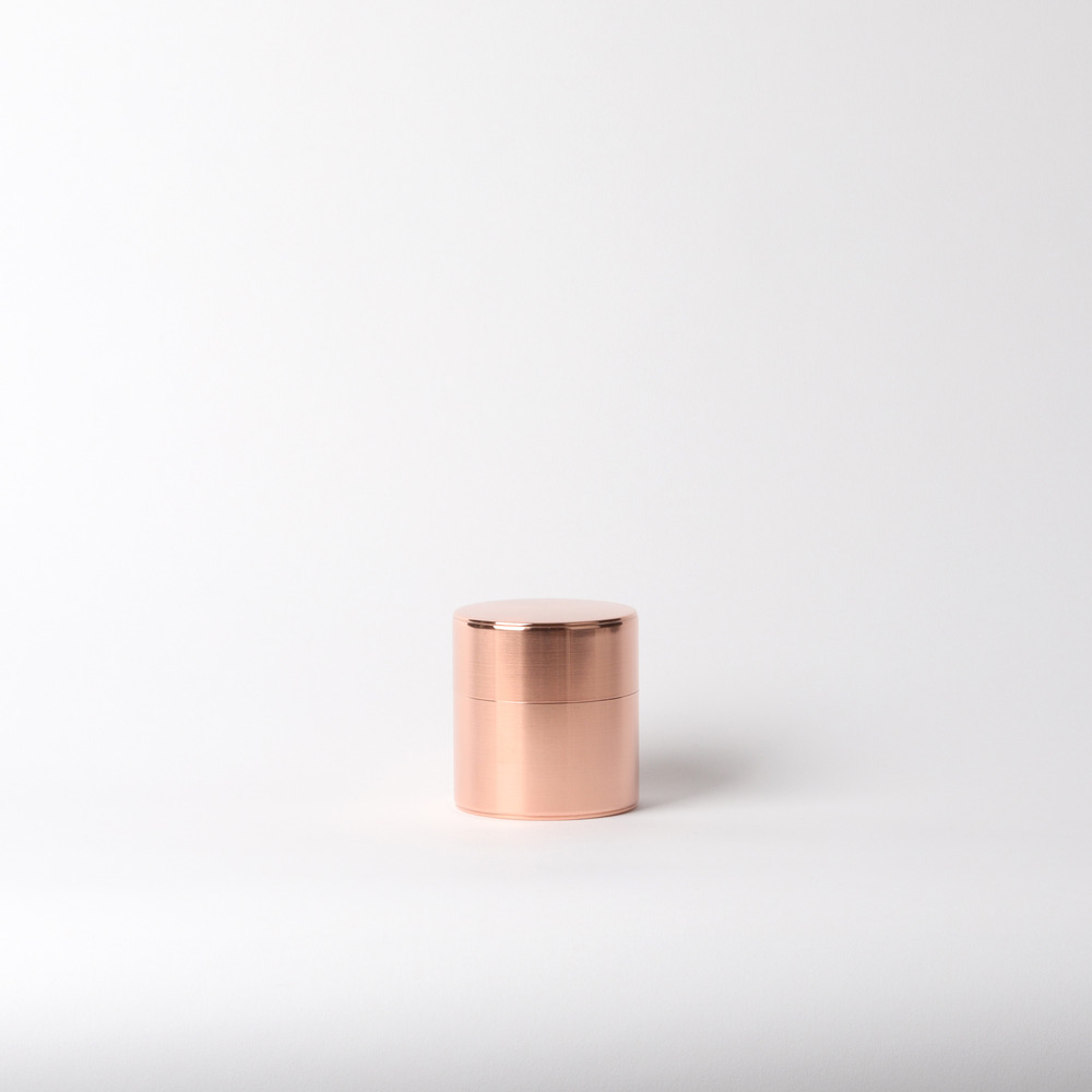 [카이카도] Kaikado Tea Caddy — Copper 120g