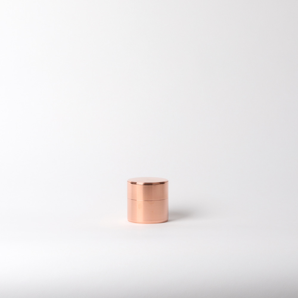 [카이카도] Kaikado Tea Caddy — Copper 40g