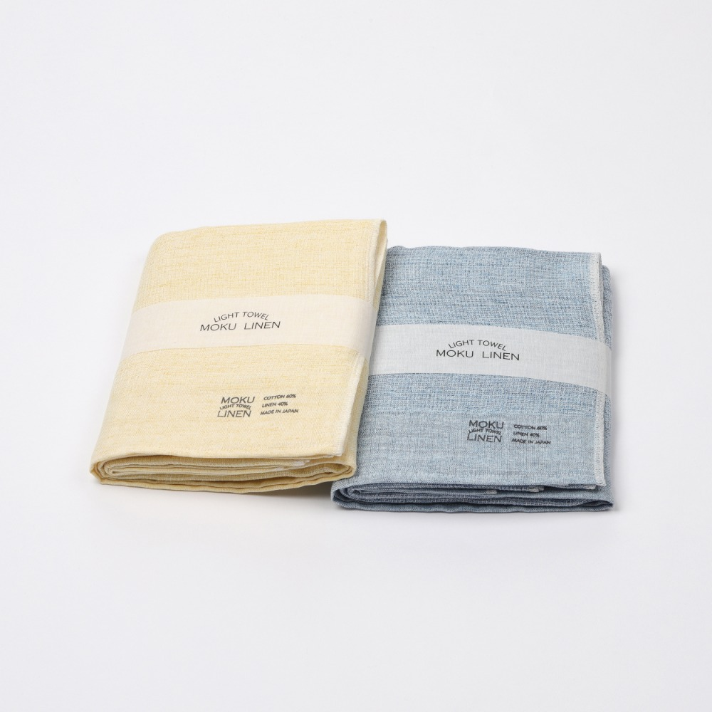 [콘텍스] Moku Linen Towel & Cloth (Large)