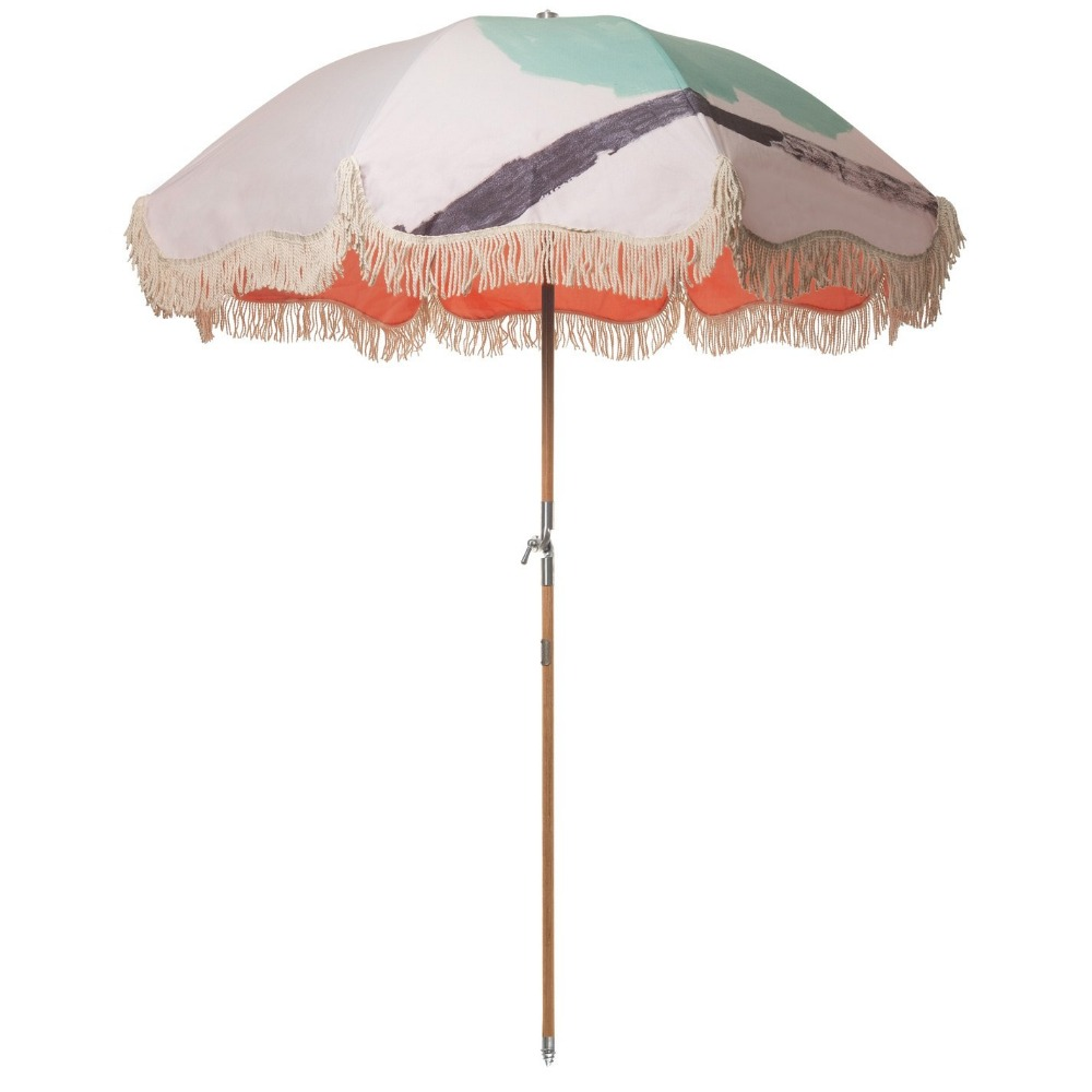 [슬로우다운 스튜디오] Business & Pleasure Co x Slowdown Studio — Premium Beach Umbrella
