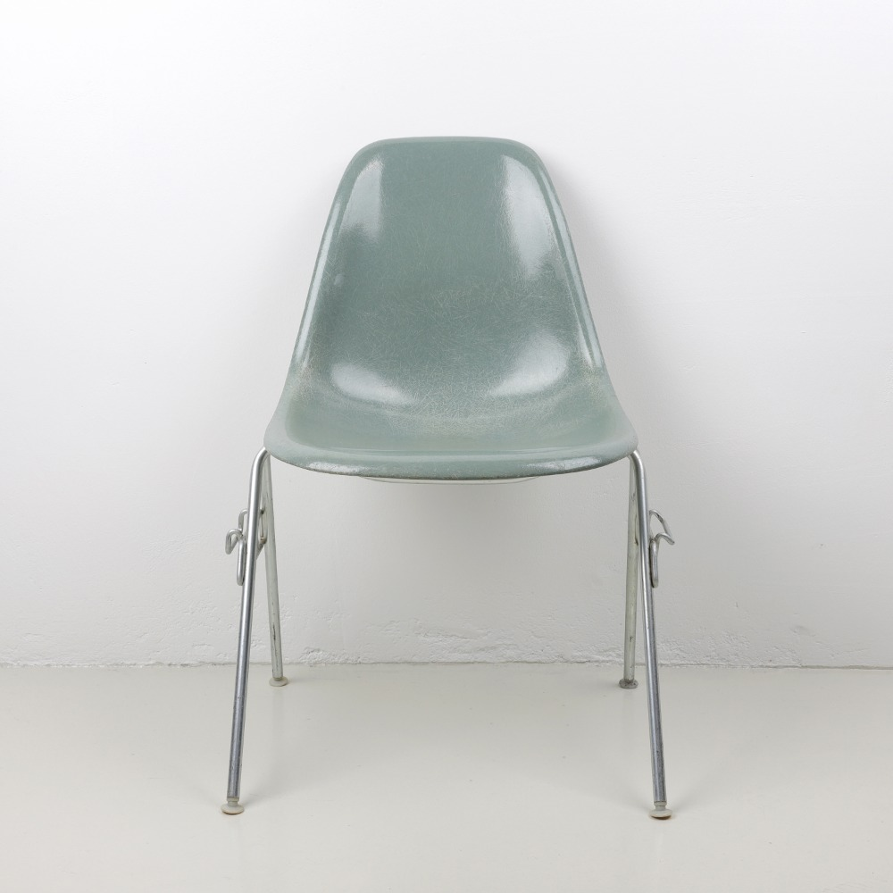 [임스체어] Eames Fiberglass Side Chair(DSS) - Sea Foam Green