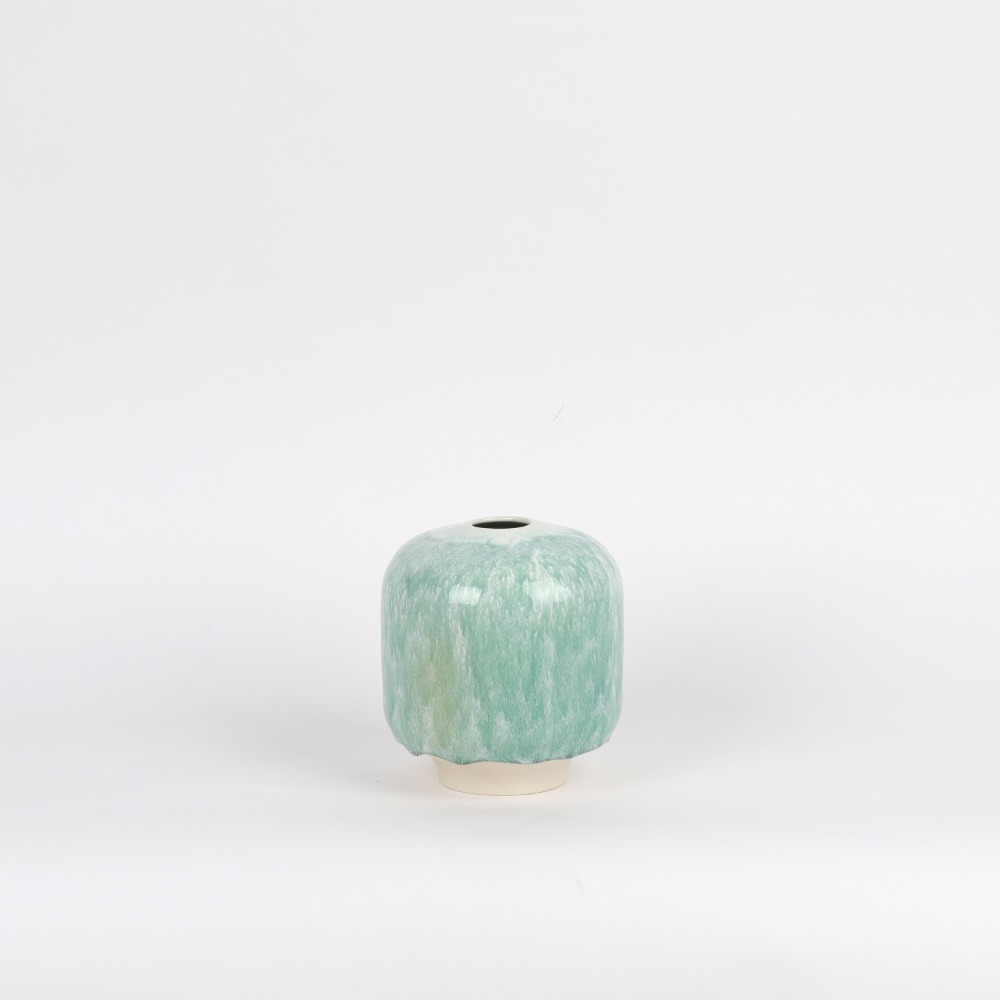 [아르호이] Plum Vase, Large — Green Tree