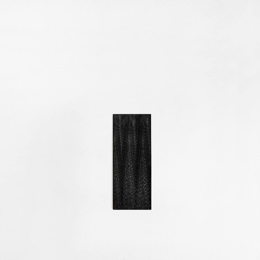 [모비] Part — Inner Shelf of Cabinet — Black