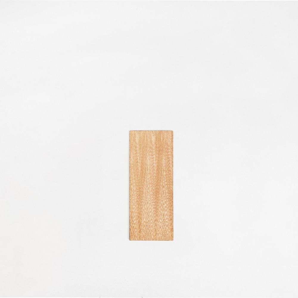 [모비] Part — Inner Shelf of Cabinet — Oak