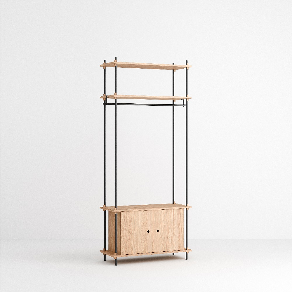 [모비] Shelving System Set — N°13 — Oak