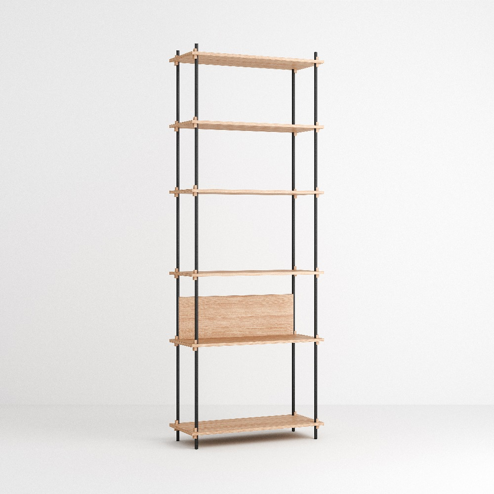 [모비] Shelving System Set — N°4 — Oak