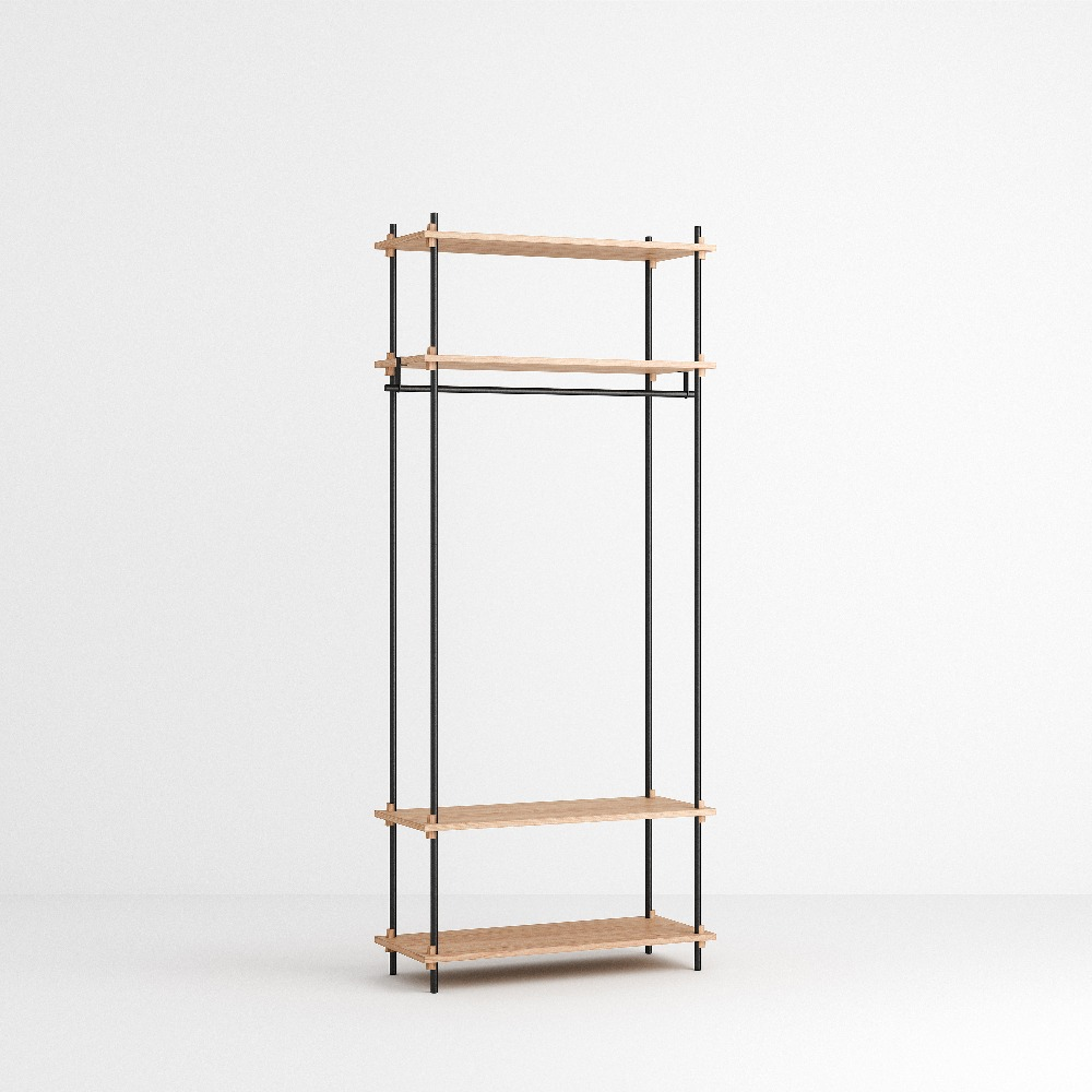 [모비] Shelving System Set — N°12 — Oak
