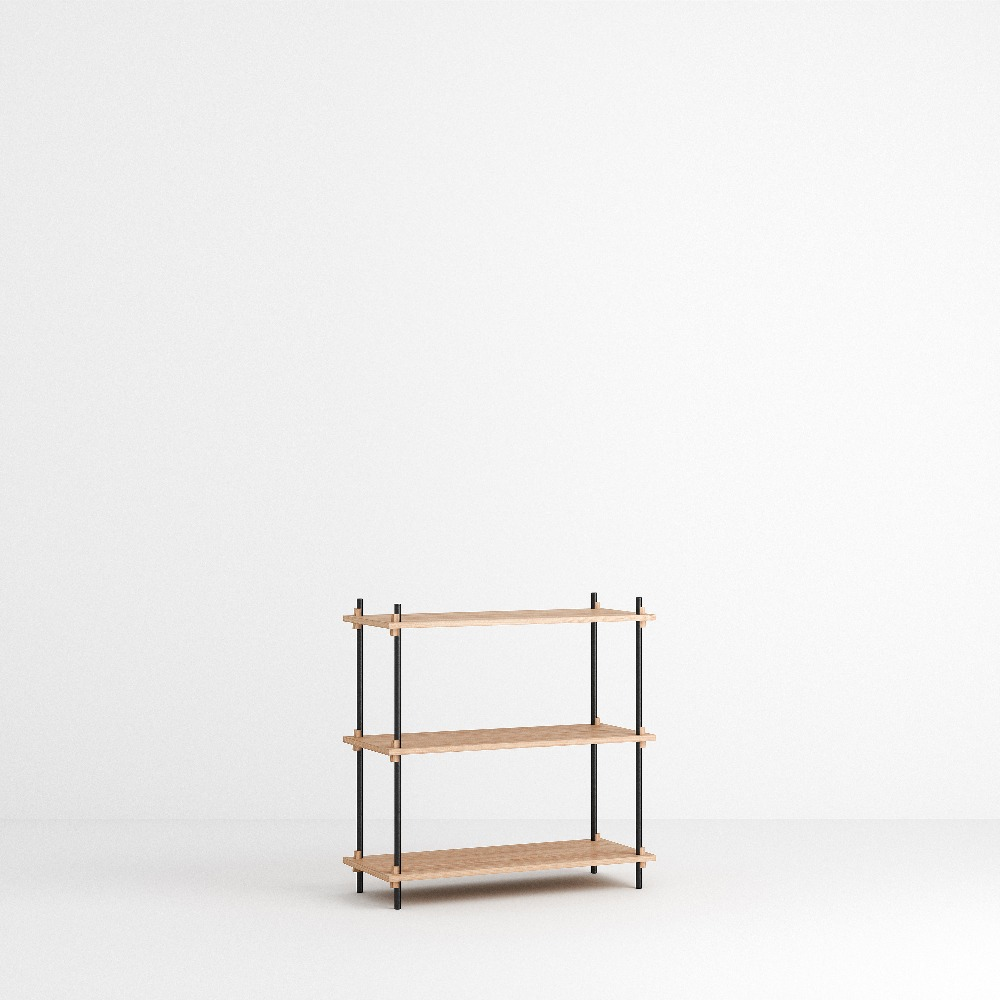 [모비] Shelving System Set — N°1 — Oak
