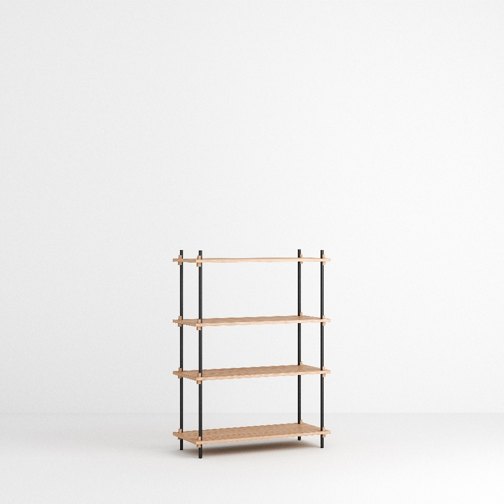 [모비] Shelving System Set — N°2 — Oak
