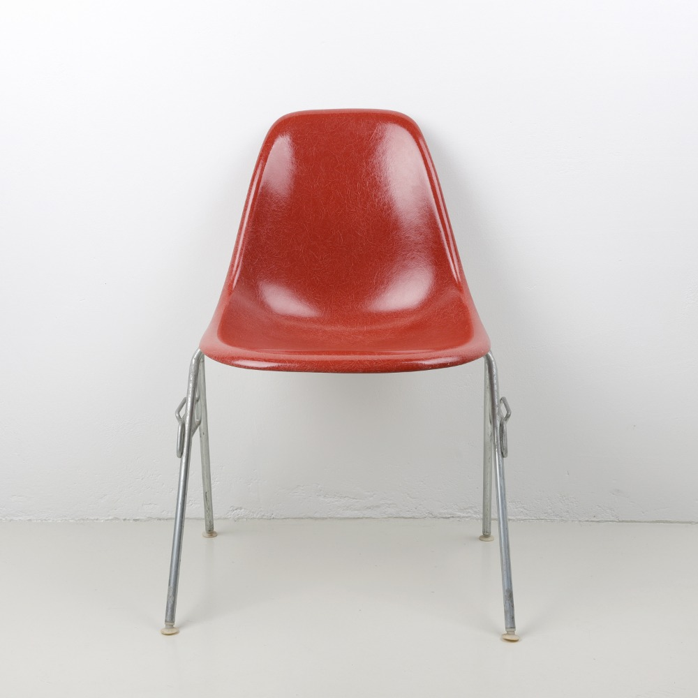 [임스체어] Eames Fiberglass Side Chair(DSS) - Terra Cotta